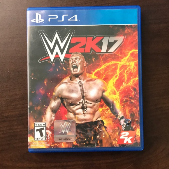 Sony Other - WWE 2k17